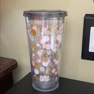 🍂🍁 COOL GEAR Double Wall COLD CUP